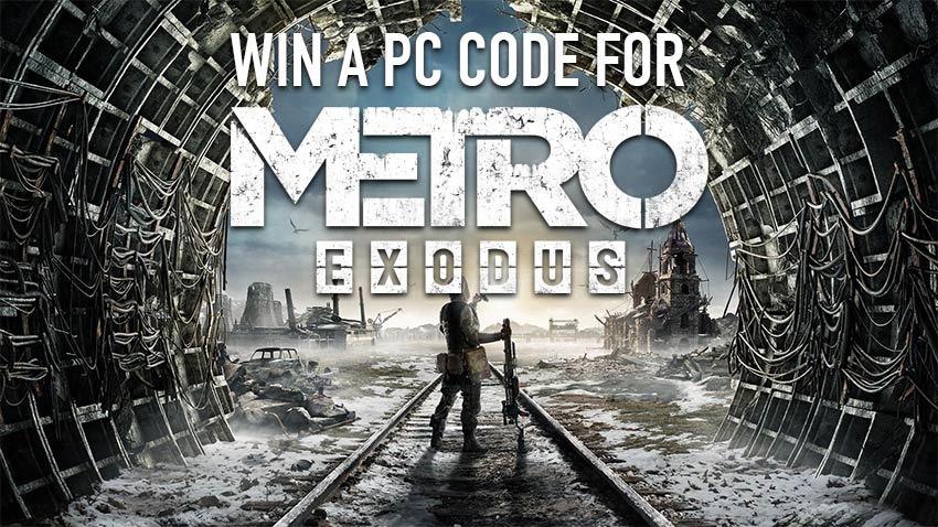 Here's the winner of Metro Exodus for PC! 4