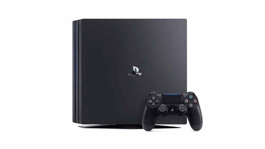 PS4 Pro 1TB model