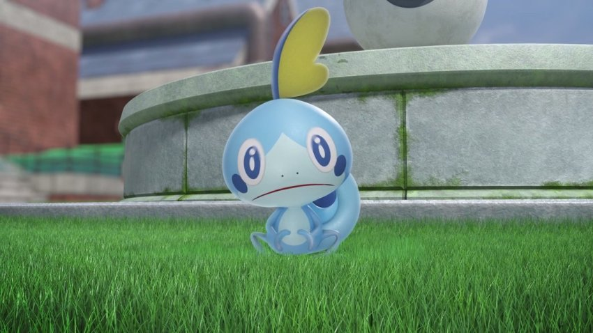 Here's your first look at Pokémon Sword and Pokémon Shield 29