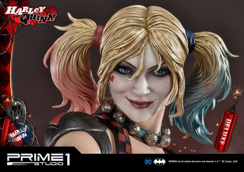 Behold Prime 1's new $1350 Harley Quinn statue, puddin' 53