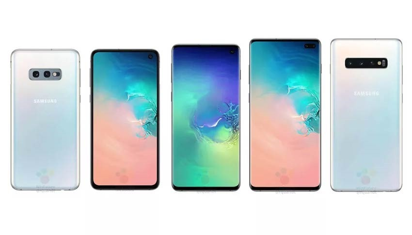 Samsung Galaxy S10 ad leaks leave little to the imagination 2