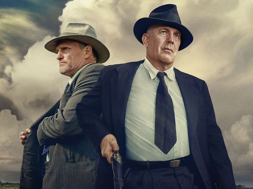 Kevin Costner, Woody Harrelson hunt Bonnie and Clyde in first trailer for The Highwaymen 3