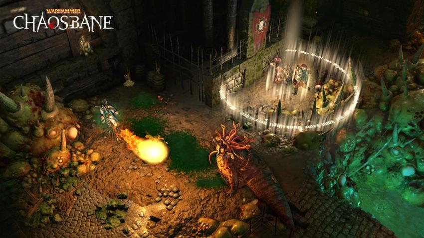 Warhammer: Chaosbane is taking a stab, hack and a slash at some Diablo RPG action 8