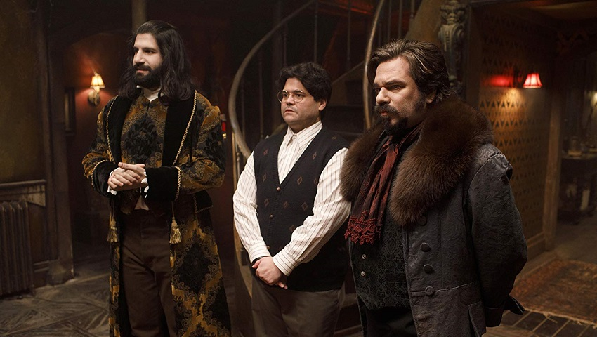 Choose your roommates carefully in FX's vampire comedy series What We Do in the Shadows 2