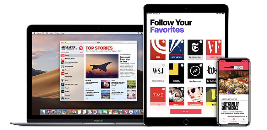 Apple is gearing up to launch its news subscription service 2