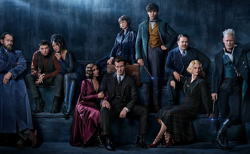 Fantastic Beasts 3 delayed because the film is too massive 3