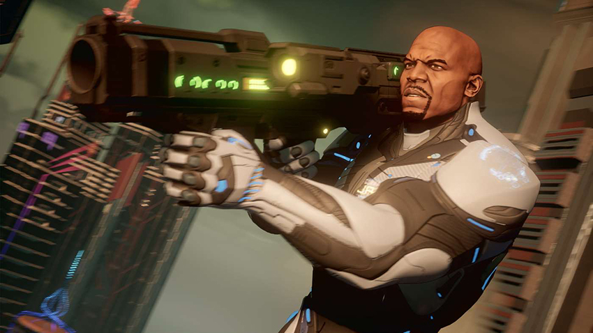 Crackdown 3 review - Crews Control 8