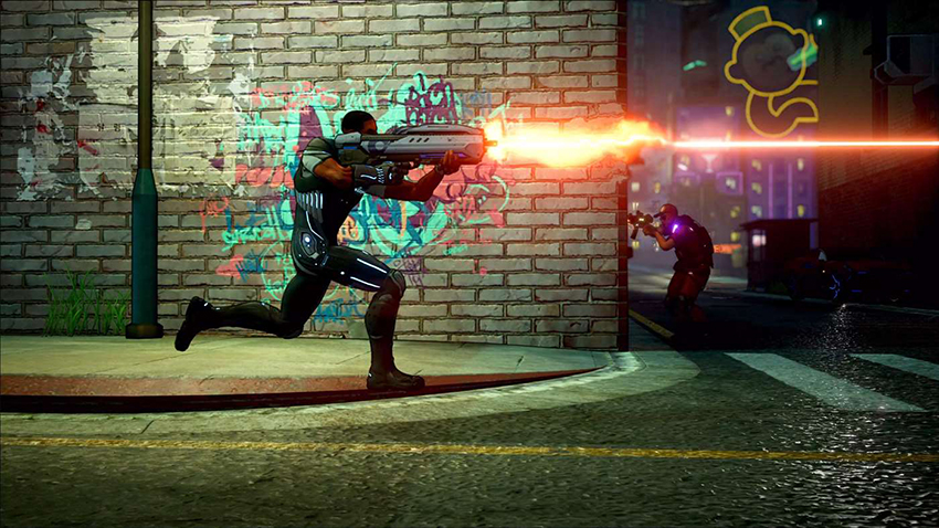 Crackdown 3 review - Crews Control 10