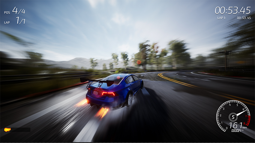 Do some Dangerous Driving this April, thanks to the creators of Burnout 4