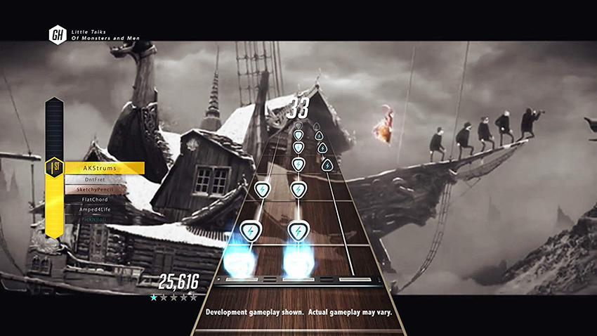 Activision is offering refunds for those who bought Guitar Hero Live 4