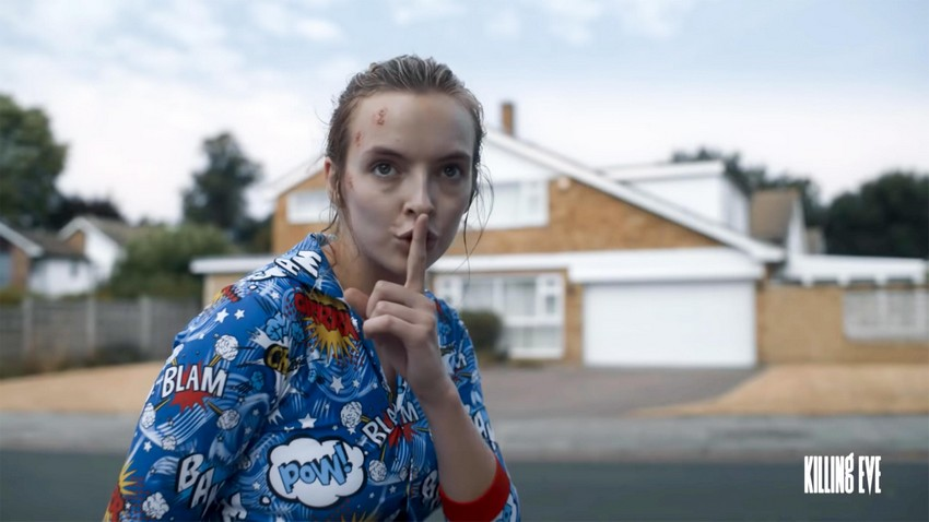 Your obsession returns with the first trailer for Killing Eve season 2 2