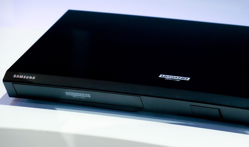 Samsung wants to stop making 4K Blu-Ray players 3