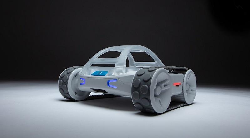 Sphero crowdfunding their next robot idea, the RVR 3