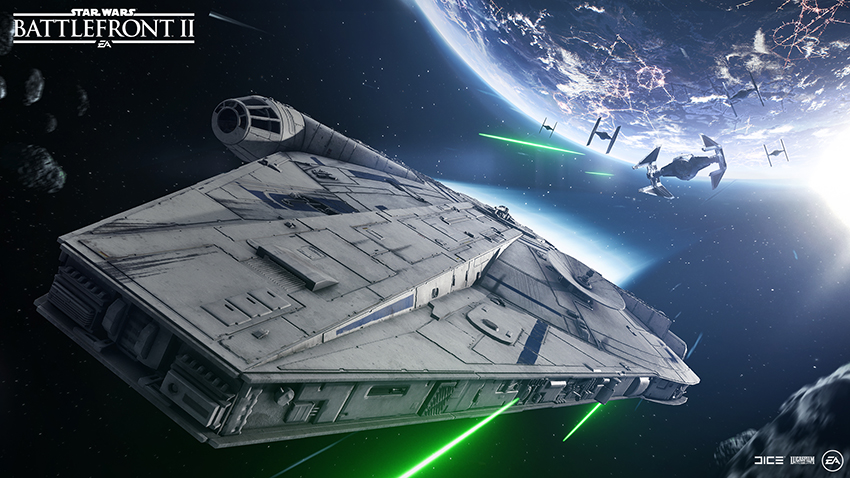 EA reports a disappointing third quarter, but not before mentioning some names 8