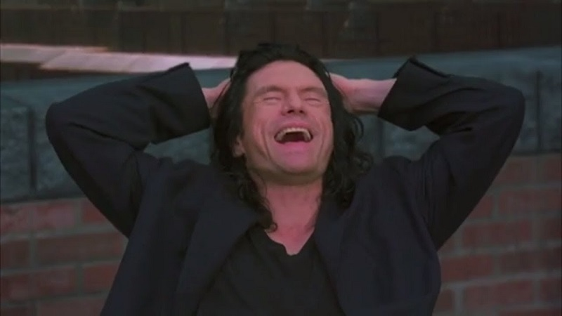Tommy Wiseau is at it again with this terrible trailer for Big Shark 2