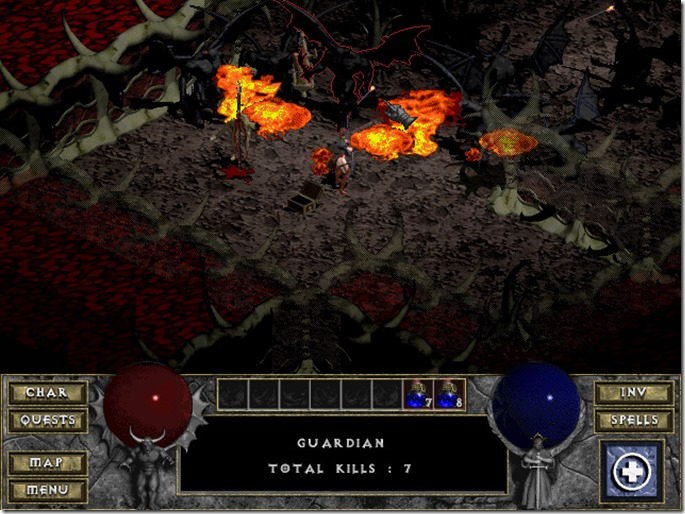 Diablo 1 Retrospective - Or How I Learned To Love The Loot 6