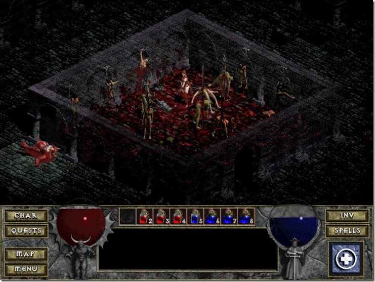 Diablo 1 Retrospective - Or How I Learned To Love The Loot 8