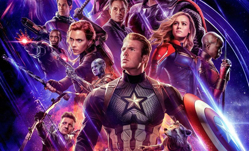 Avengers: Endgame almost had no marketing at all 8