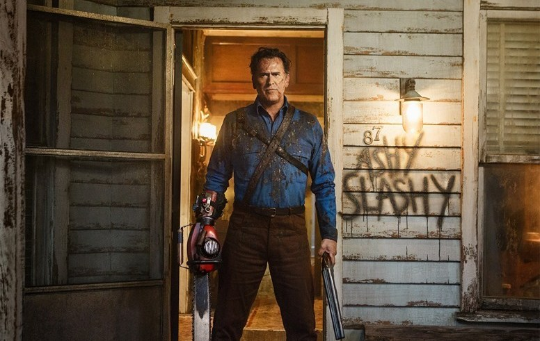 Groovy! Leaked pictures suggest Evil Dead's Ash could be coming to Dead by Daylight 2