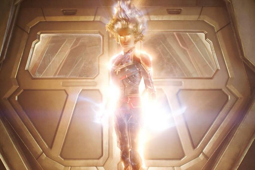 Weekend box office - Captain Marvel blasts to $760 million worldwide 4