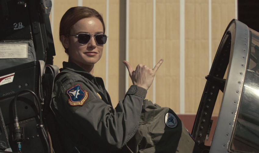 Brie Larson reveals why she was 'so SCARED' about playing Captain Marvel