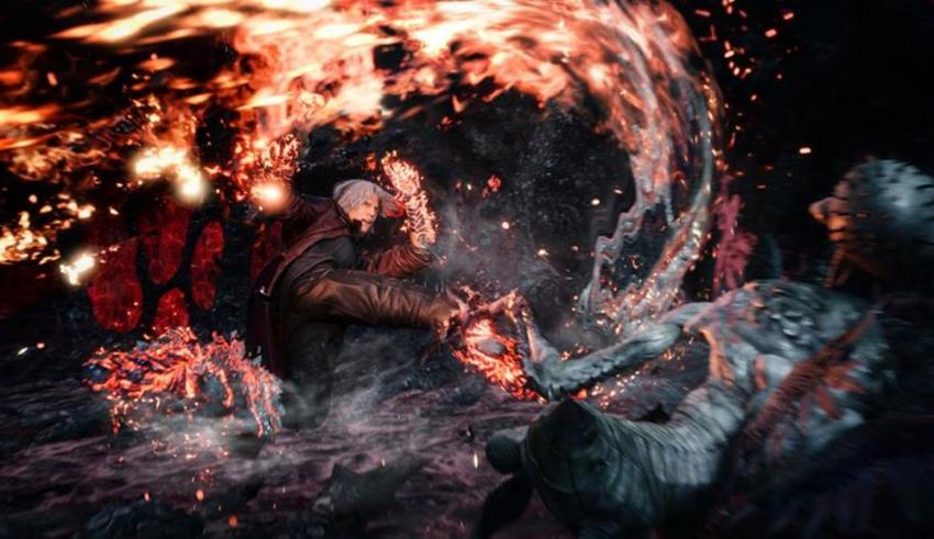 Devil May Cry 5 Review - Dante's Peak 8