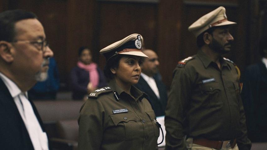 Witness the crime that shocked a nation in Netflix's true crime drama Delhi Crime 2