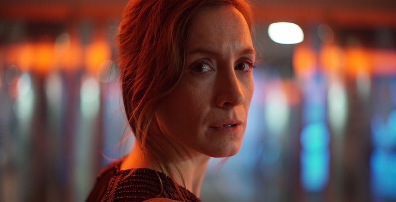 The journey to Mars is a reality in the ambitious sci-fi drama Aniara 2