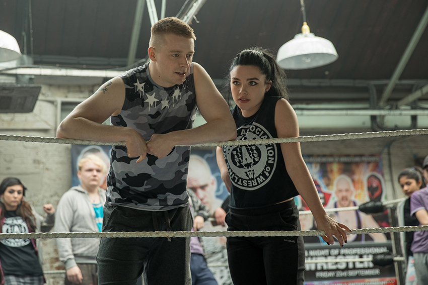 Fighting with My Family review - True-story wrestling drama is a powerslam 7