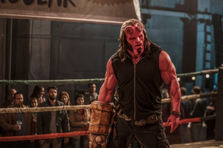 Celebrate Hellboy Day and you could get to see the movie early 12