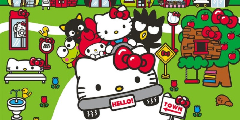A Hello Kitty movie is in the works at New Line Cinema 4