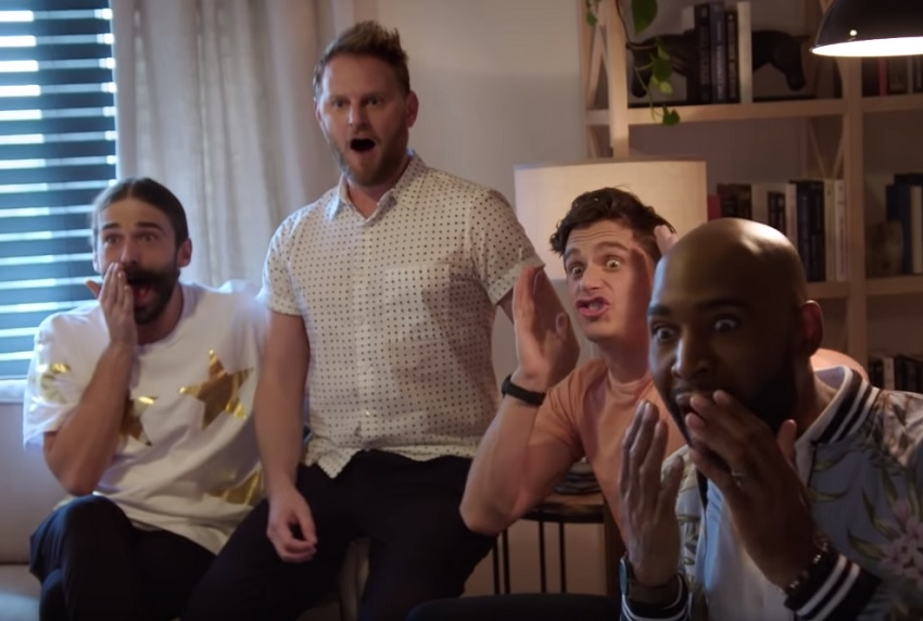 Here's the trailer for the upcoming third season of Netflix's makeover series Queer Eye 2