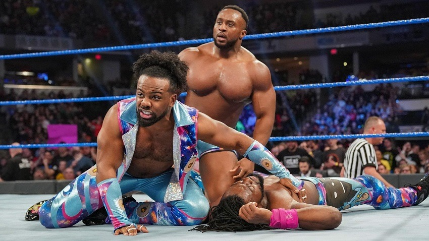 WWE Smackdown LIVE Results 19 March 2019 – Running the gauntlet 12