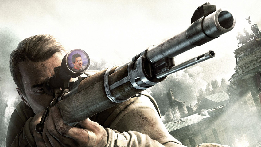 Rebellion has four Sniper Elite projects locked and loaded for action 2