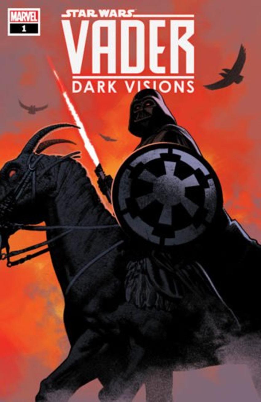 Star Wars Vader - Dark Visions #1