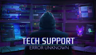Tech Support: Error Unknown Review - Charm, Please 5