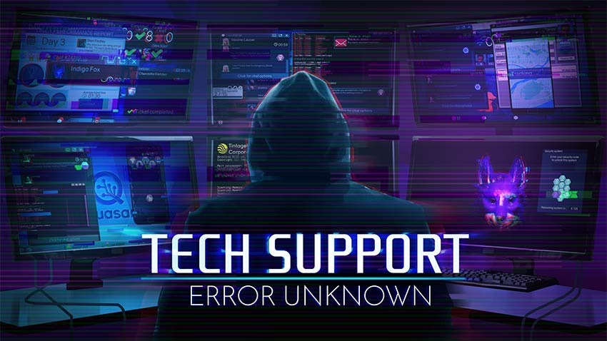 Tech Support: Error Unknown Review - Charm, Please 36