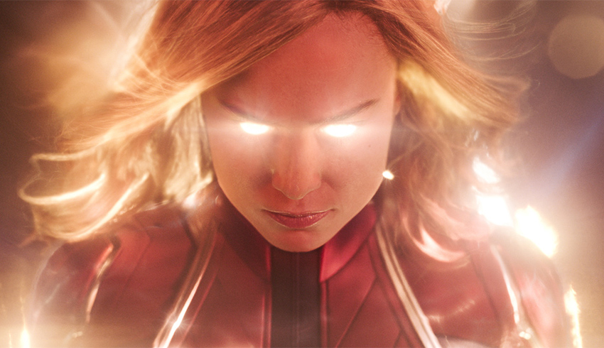 Captain Marvel review - Marvel's first female superhero movie will leave you smiling but lacks punch 8