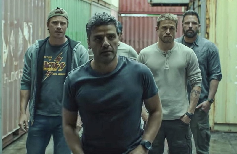 Triple Frontier review - Money is the root of all evil 5