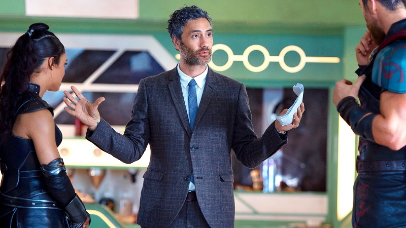 Taika Waititi says that Disney is stricter with Star Wars than Marvel 3