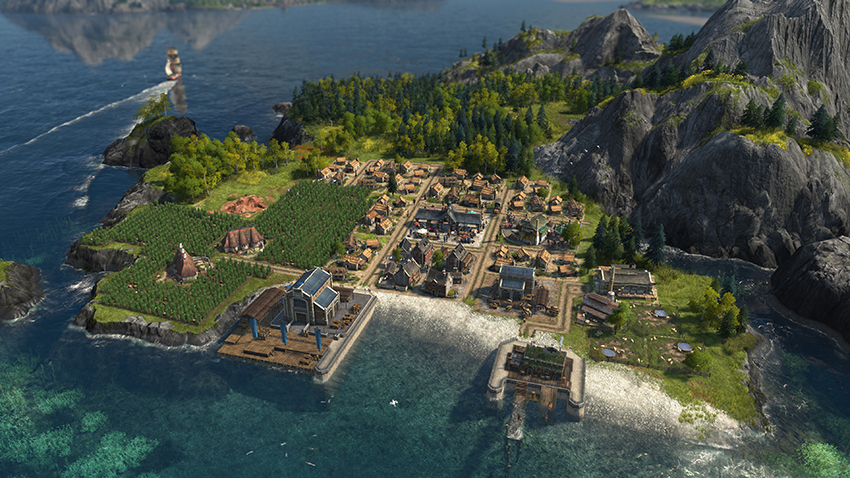 Anno 1800 review - Time goes on, and civilizations stand tall 17