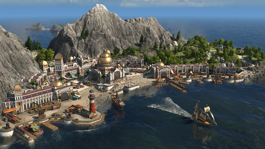 Anno 1800 review - Time goes on, and civilizations stand tall 11