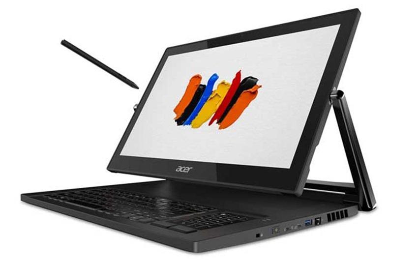 Concept D9 laptop