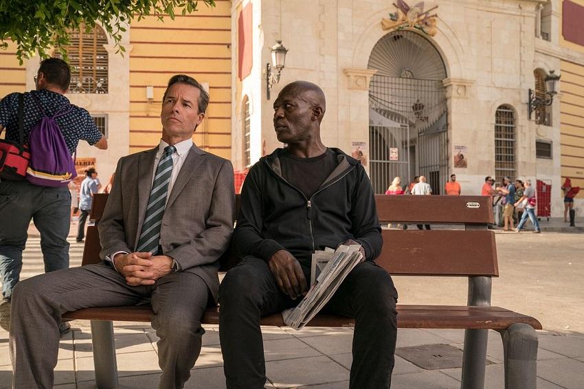Nikolaj Coster-Waldau is on the hunt for a killer in director Brian De Palma's crime thriller Domino 3
