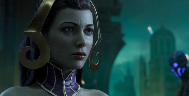 Lilana's in trouble in this new trailer for Magic the Gathering: War of the Spark 2