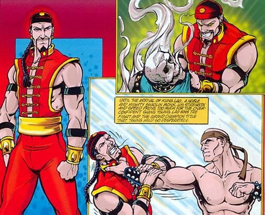 Mortal Kombat History (1)