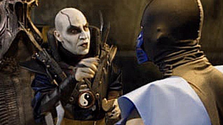 Mortal Kombat History (5)