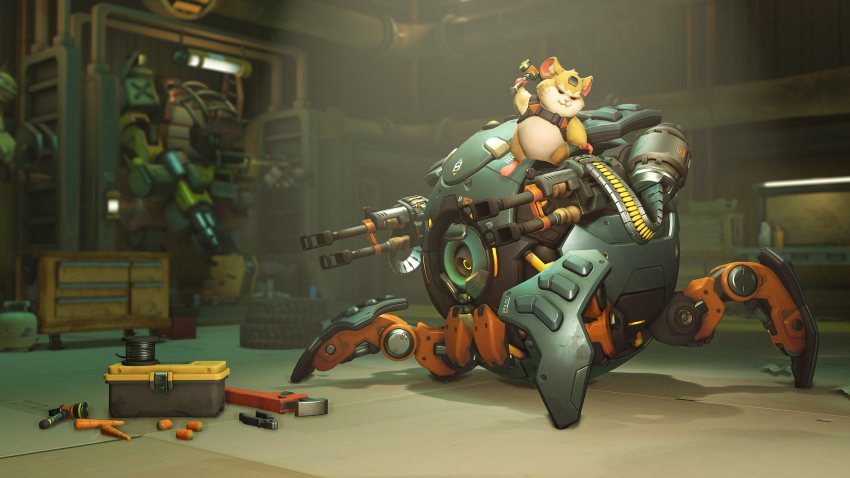 Overwatch's new Workshop lets players create custom game