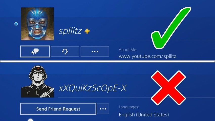 PlayStation 4 owners, you can finally change your online ID