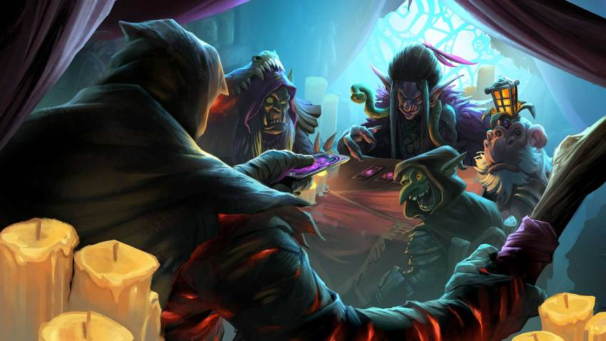 Join us in a Hearthstone Rise of Shadows Stream Tonight! 2